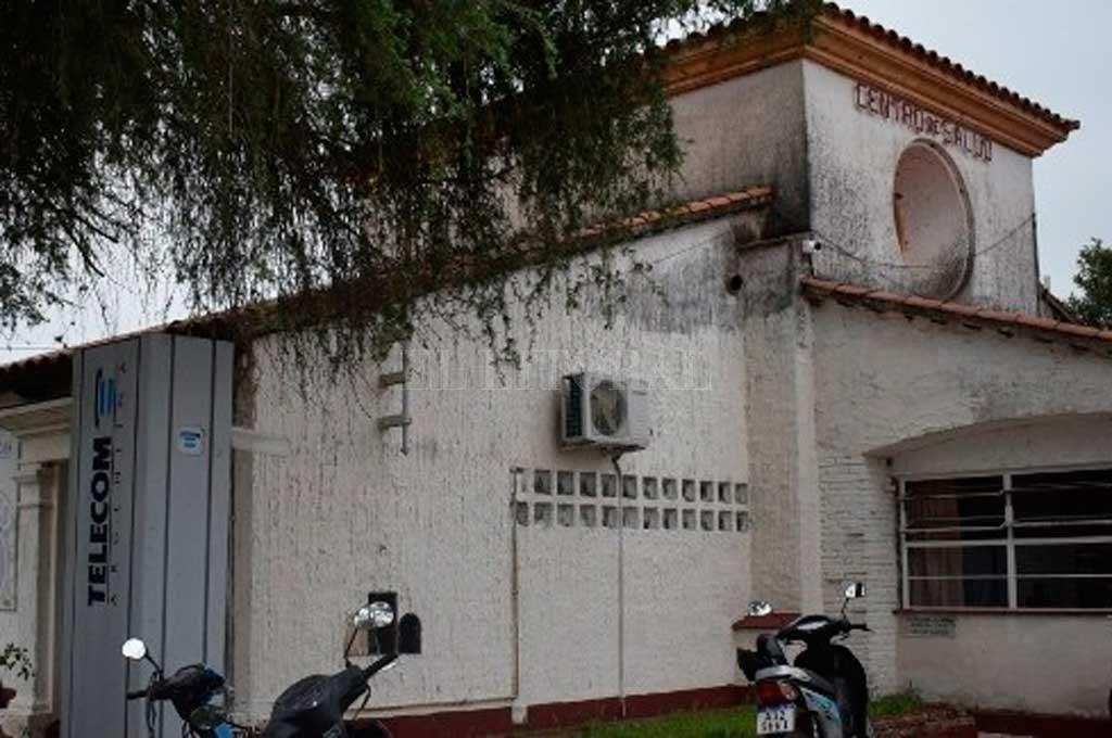El motociclista fue derivado en primera instancia al Samco de Barrancas <strong>Foto:</strong> Archivo El Litoral