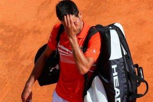 Djokovic quedó eliminado del Master 1000 de Montecarlo