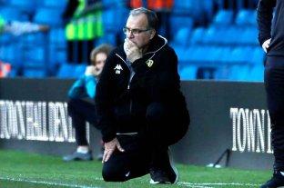 El Leeds de Bielsa perdió y complica sus chances de ascenso