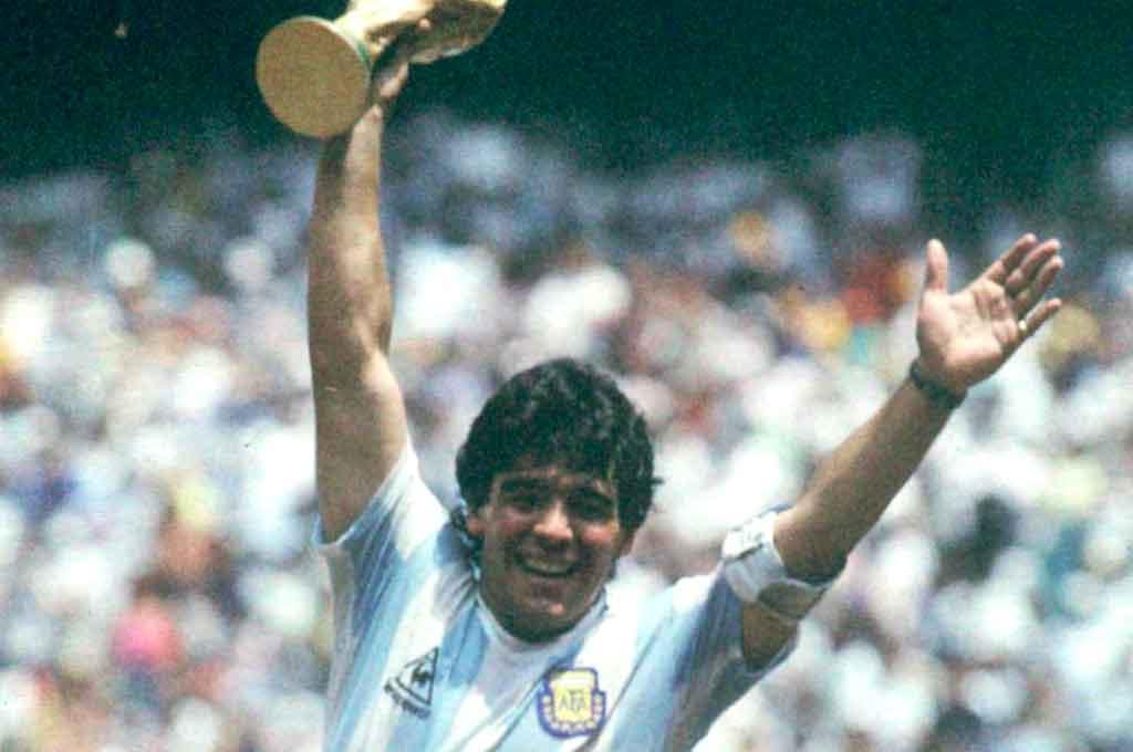 Estrenan en Cannes un nuevo documental sobre la vida de Maradona