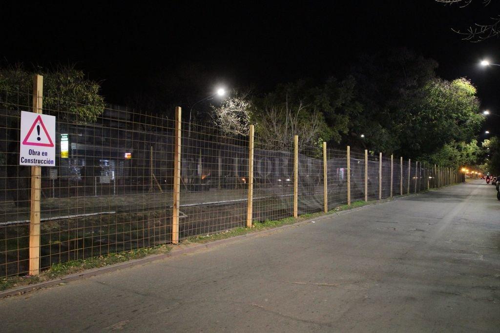 Un taxista intentó robarse bolsas de cemento del obrador de Av. Freyre y fue capturado