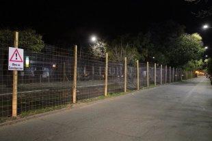 Un taxista intentó robarse bolsas de cemento del obrador de Av. Freyre y fue capturado - Imagen ilustrativa.