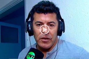"Almirón: ""Hoy era importante ganar"""
