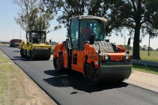 12 ofertas para repavimentar la Ruta N° 70  - LOS TRABAJOS de reconstrucción de la calzada a lo largo de 10,2 kilómetros tienen un plazo de ejecución de seis meses y un presupuesto de $ 189.374.430,68. -