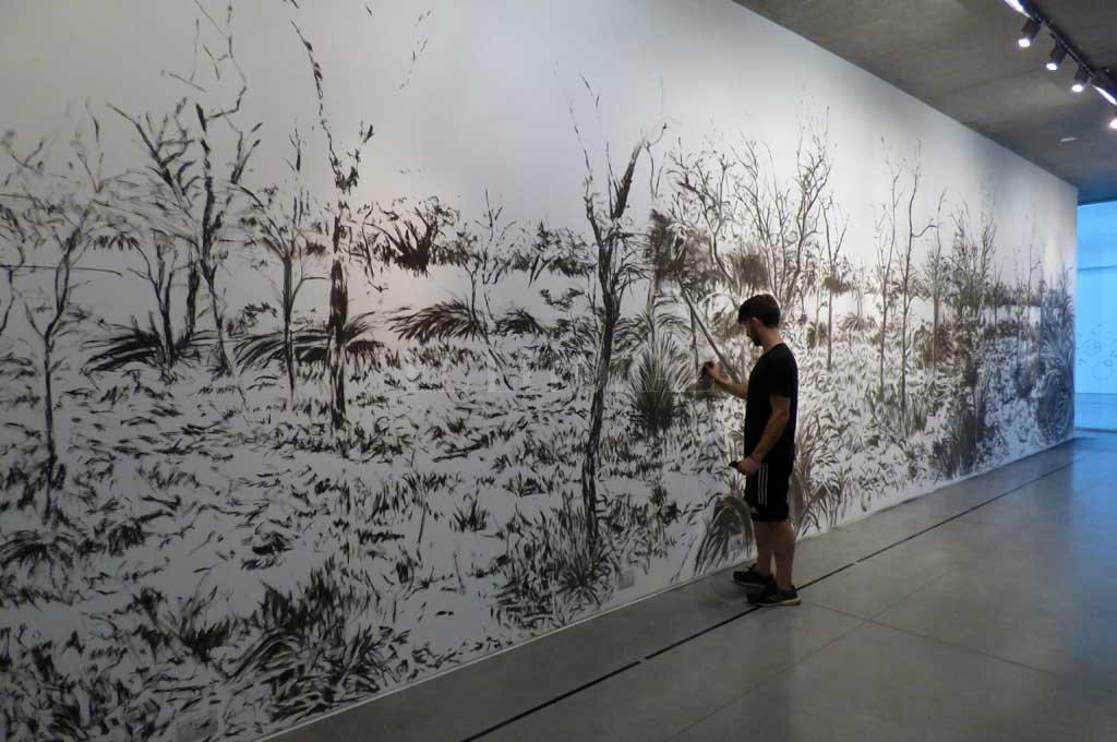 Humboldt será sede del 1er. Encuentro Muralismo y Arte Público