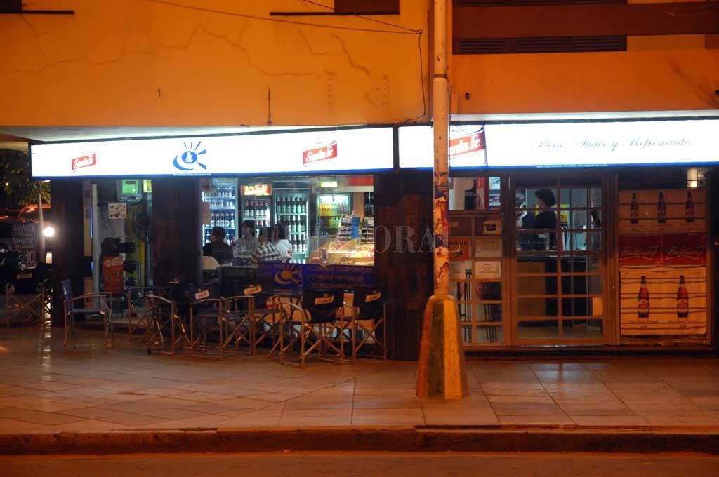 El hecho se registró sobre el tradicional bulevar Gálvez de la ciudad de Santa Fe. <strong>Foto:</strong> Archivo El Litoral