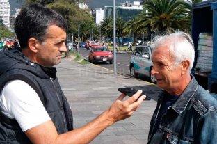 """""""Yo no me confundo: Unión, como club, se vino abajo"""" - Eduardo Stelhick y El Litoral, en la charla a escasos metros del Atahualpa de Quito el día del partido. """"El que más conoce a Unión, por lejos, es Marcelo Martín"""", señaló."""