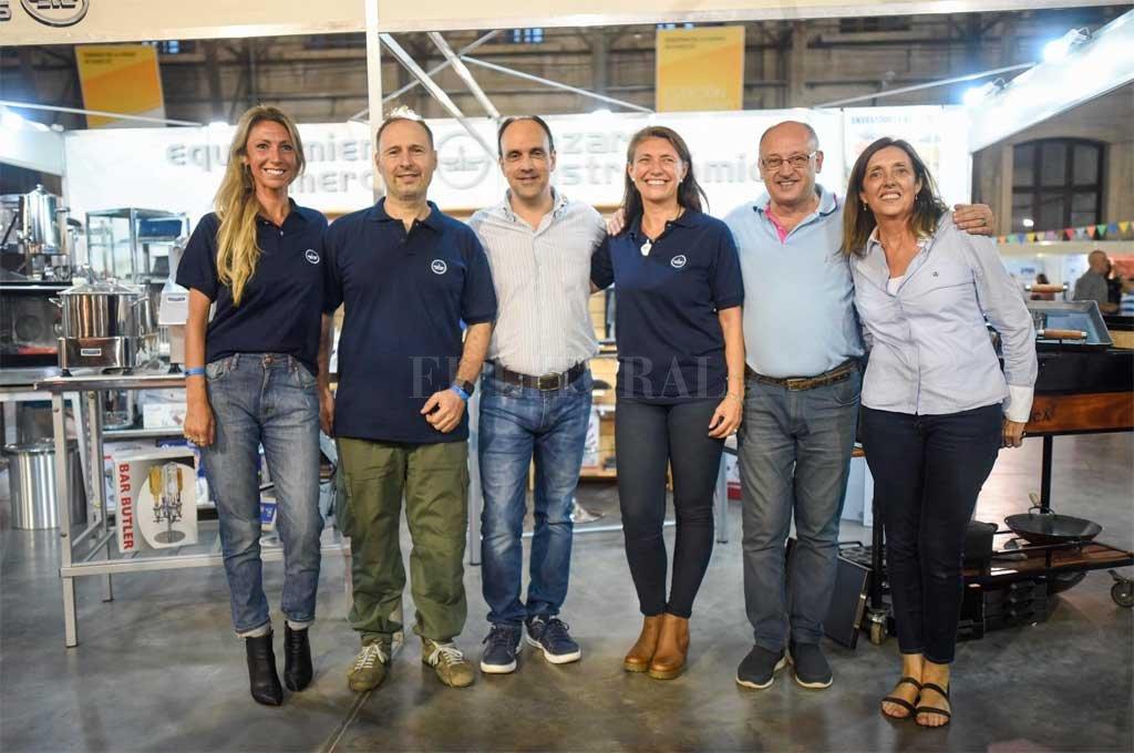 """""""Esta cuarta Expo Chef muestra que el trabajo en equipo consolida a Santa Fe como destino turístico"""""""