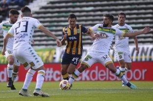Aldosivi perdió con Rosario Central pero sigue en la Copa de la Superliga