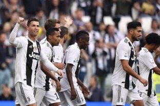 Con Dybala y Ronaldo, Juventus se consagró campeón de Italia por octavo año consecutivo -  -