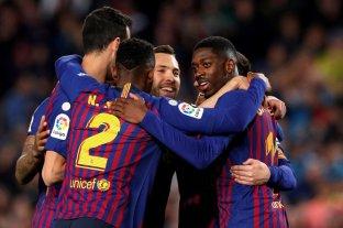Barcelona venció a la Real Sociedad y se acerca al título