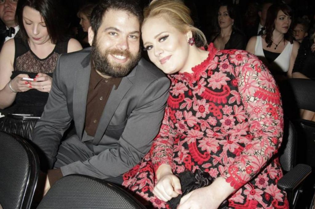 Adele y su marido se separaron