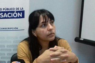 Juzgarán a un hombre acusado de abusar de la hija de su ex pareja - La fiscal que investigó los hechos es Alejandra Del Río Ayala, quien en el debate oral estará con el fiscal Matías Broggi. -