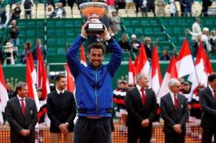 Fabio Fognini ganó su primer Masters 1000 en Montecarlo -  -