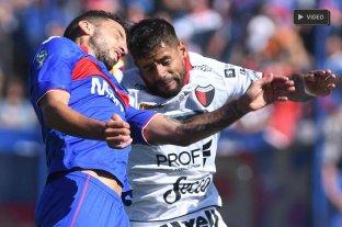 Colón pierde con Tigre en Victoria