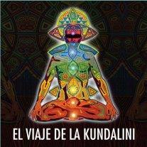 """""""El viaje de la Kundalini"""" - Portada de la edición discográfica de este proyecto, diseñada por Dani Armocida. -"""