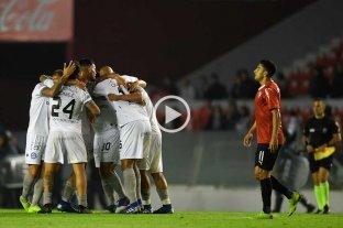 Argentinos Jrs empató con Independiente y lo dejó afuera -  -