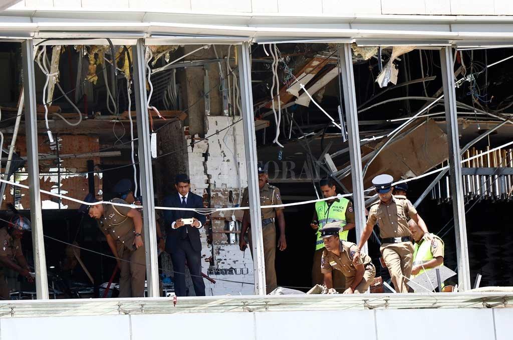 Sri Lanka: la cifra de muertos tras los ataques subió a 290