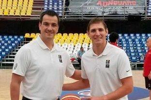 Los árbitros santafesinos Fernández y Lezcano estarán en el mundial de básquet