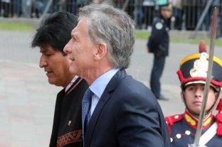 Evo Morales anticipó que Bolivia comprará tecnología argentina -  -