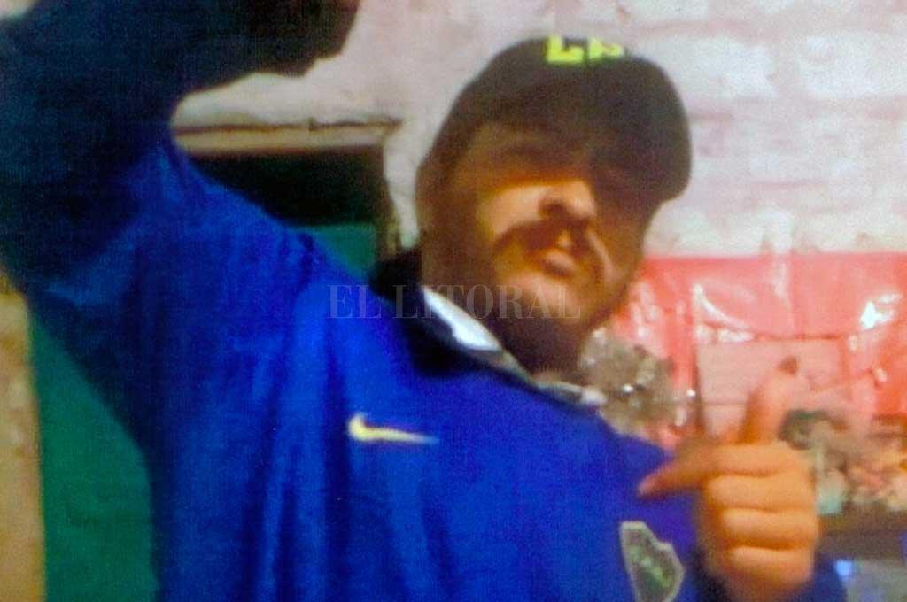 Buscan a Sergio Emanuel Ludueña