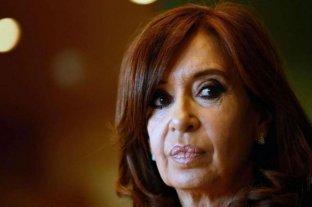 El primer juicio oral contra Cristina Kirchner comenzará el 21 de mayo -  -