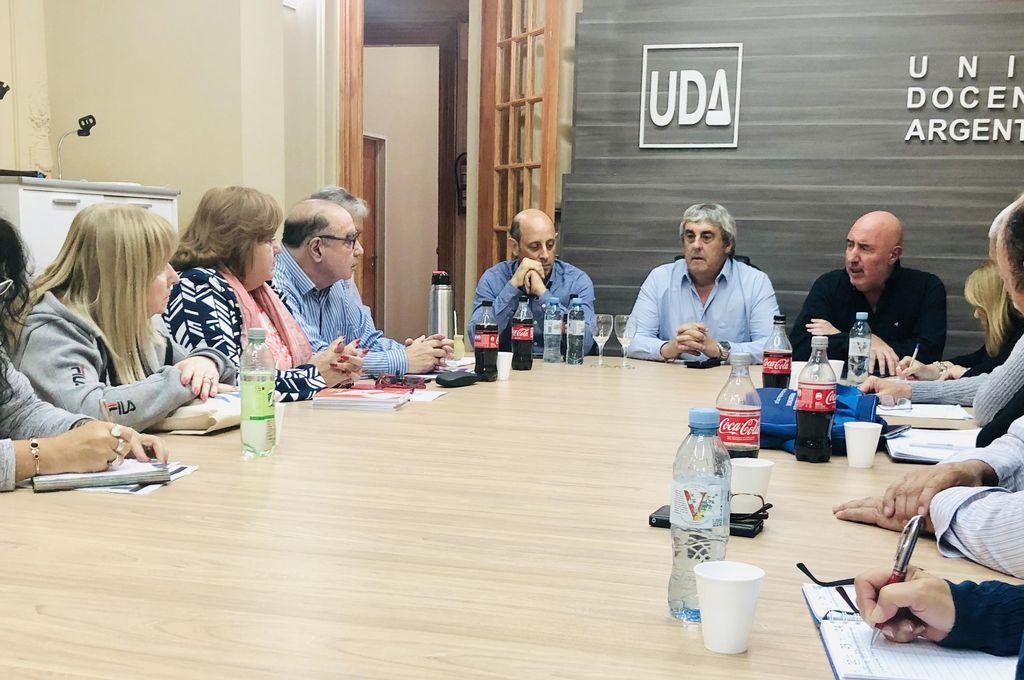 UDA firmó un importante convenio con UNIPE