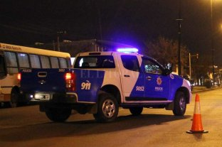 Motociclistas lesionados tras colisión en la Av. Facundo Zuviría