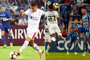 Huracán y Godoy Cruz se juegan sus últimas fichas en la Copa Libertadores