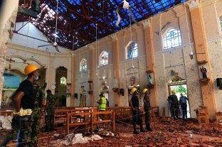 El Estado Islámico asumió los atentados en Sri Lanka