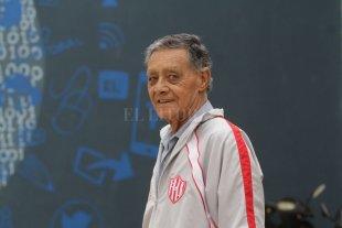Falleció Guillermo Cardozo, un histórico del arbitraje santafesino -  -
