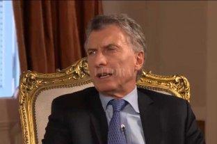 Macri no le cierra la puerta a Lousteau