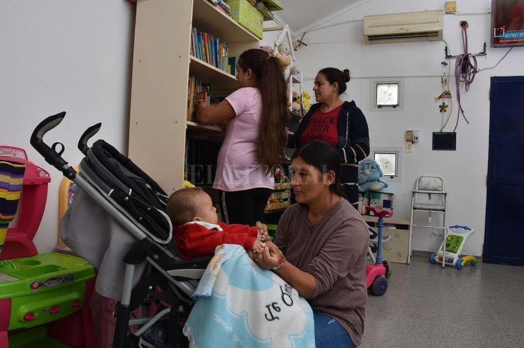 Llega ayuda urgente para la Casa de las Madres del Hospital de Niños