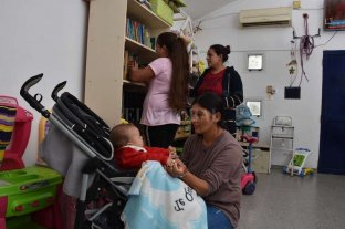 Llega ayuda urgente para la Casa de las Madres del Hospital de Niños - Qué necesitan. Leche, azúcar, mate cocido, yerba, cacao, harina, huevos, aceite, esencia de vainilla, entre otros.