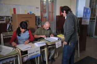 Paso en Santa Fe: renunció una de cada tres autoridades de mesa -