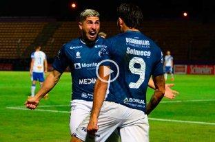 Independiente Rivadavia venció a Midland y avanzó en la Copa Argentina