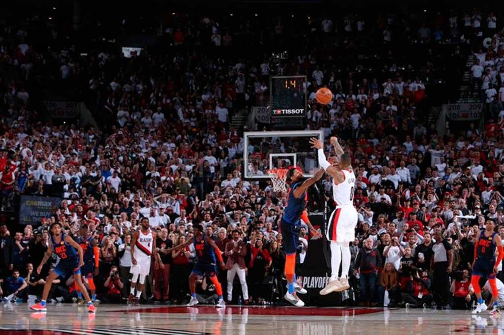 <strong>Foto:</strong> Twitter NBA