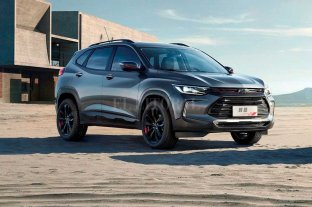 Chevrolet: nuevos SUV Trailblazer y Tracker