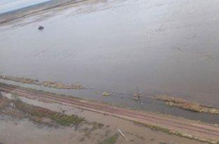 Más de 600 evacuados en Santiago del Estero por las lluvias