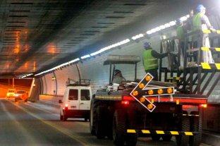 Realizarán tareas de limpieza en el Túnel Subfluvial -  -