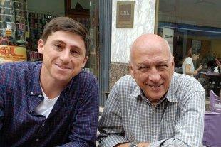 El último sábado de campaña de Antonio Bonfatti