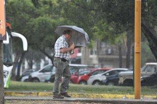 Renovaron el alerta por abundantes lluvias para Santa Fe -  -