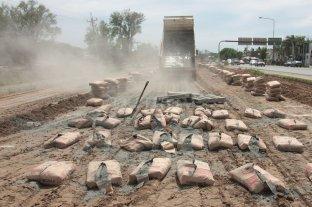 Creció el consumo de cemento portland en Santa Fe -  -