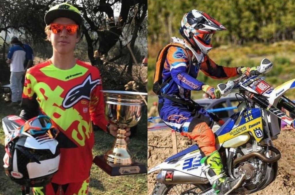 Murió la joven promesa del motociclismo Gianfranco Zunino