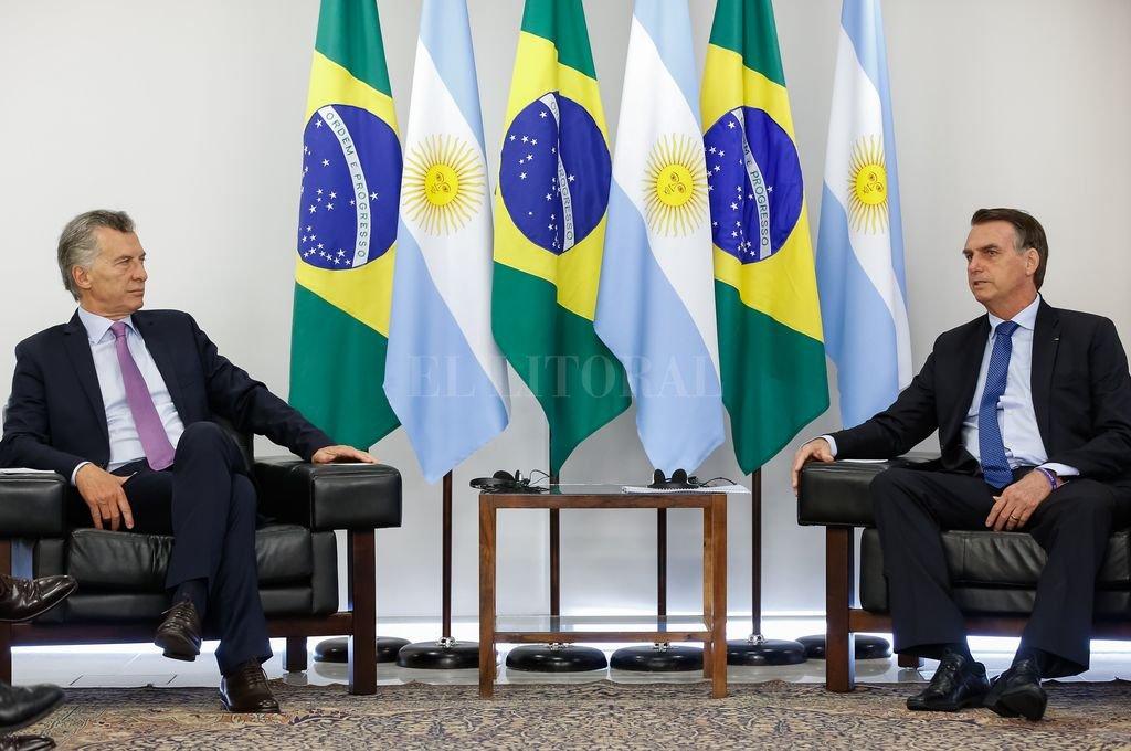 Bolsonaro visitará la Argentina el 6 de junio para reunirse con Macri