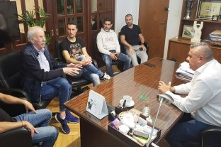 Nuevo encuentro de Tapia, Menotti y Scaloni