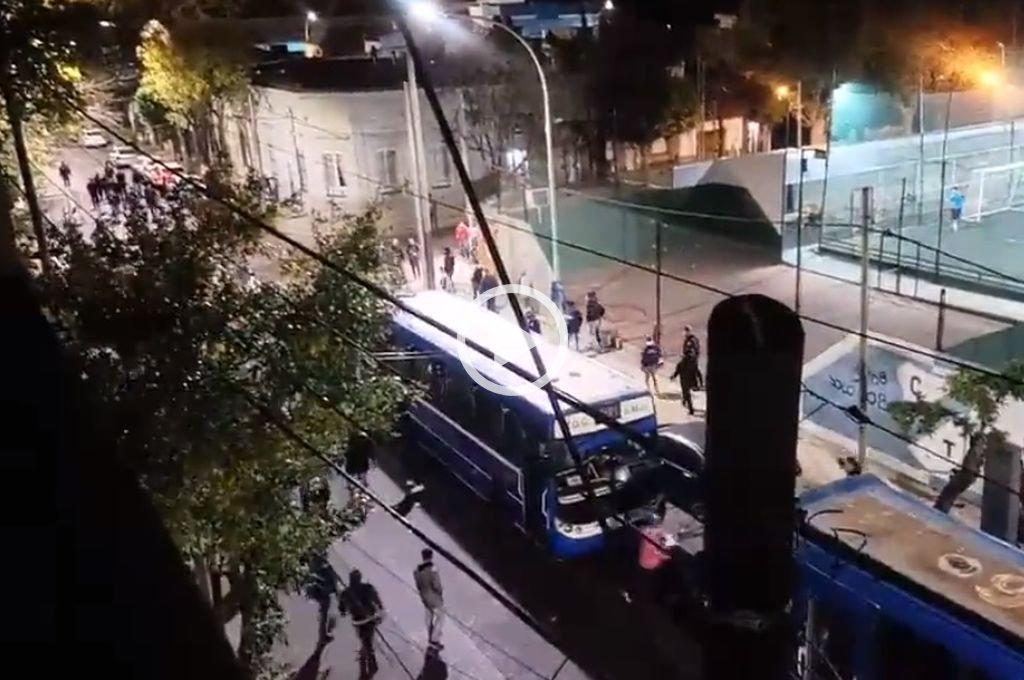 91 detenidos en incidentes tras Colón - Acassuso