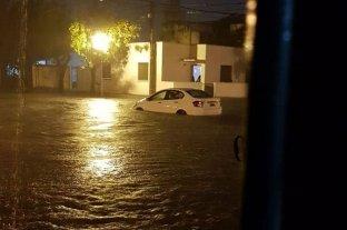 Abundantes lluvias generan problemas en el norte de la provincia