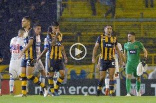 Rosario Central se despidió de la Copa Libertadores y también de la Sudamericana -  -
