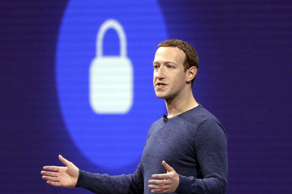 Facebook podría ser multado por 5.000 millones de dólares